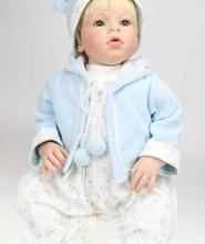 Huge Size 28inches 70cm Reborn Dolls Simulation Soft Factory Supply Realistic Alive Brinquedo Doll Reborn Realistic(China)