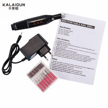 KALAIDUN Professional Hand Drill Mini Drill Electric Drill Carving Polishing Grinding Drilling  Tool  Power Tools Variable Speed