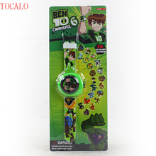 Anime Ultimate Omnitrix Watch Projector Ben 10 Alien Force with Original Box