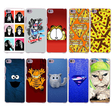 funny cat in space Hard Case for Lenovo A536 A328 A5000 A2010 A1000 K3 K4 K5 K6 Note ZUK Z2 Vibe P1 X3 Lite cover