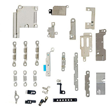 1set /lot Middle Plate Bracket Frame Set  Internal Small Parts Fix Replacement for iPhone 4G 4S 5G 5C 5S 6 6S 6Splus Replacement