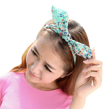 Fashion Women Hair Head Band Print Bohemian New and Nice Design The New 2017 Cute Small Floral Pattern Headbands