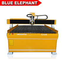 ELE 1218 China cheap 2017 new production equipment 3d carving cnc router machine(China)