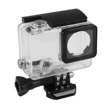 45M Waterproof Housing Underwater Case For GoPro Hero 3+ 4 Camera Accs