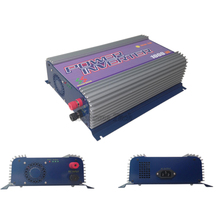 1000W Grid Tie Power Inverter 110V or 220V MPPT Pure Sine Wave DC to AC Solar Power Inverter MPPT 22-60V or 45- 90VDC Input