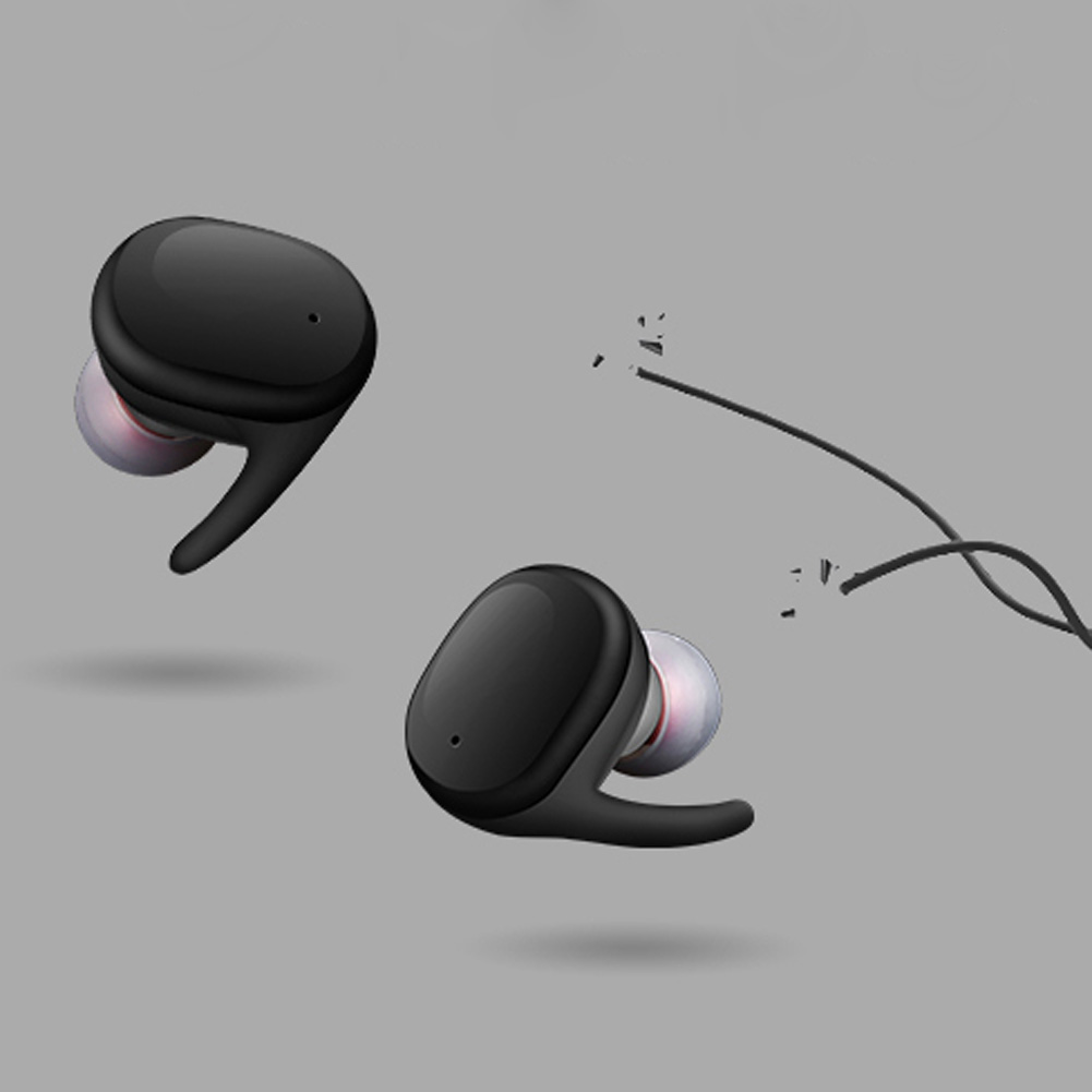 Portable Waterproof Bluetooth Earphone Wireless Earbuds TWS Mini Bluetooth Earphone Earpiece