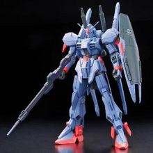 DABAN anime figures Gundam MG 1/100 RE MSF-007 MK-III MK3 action figure model kits toys Assembled model(China)