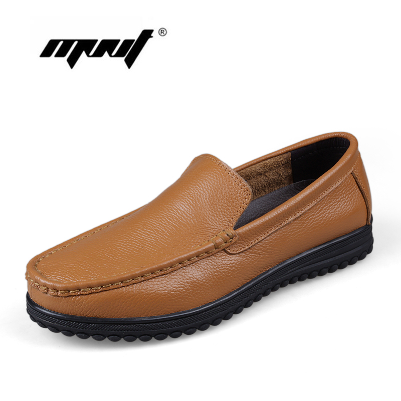 Soft Leather Men Flats Genuine Leather Shoes Men Handmade Plus Size Soft Men Loafers Moccasins Zapatos Hombres<br>