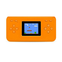 1.8 inch LCD 8bit 120 Classic Games Inside Handheld Video Game Player Console Games for children Kids Toys RS-18(China)