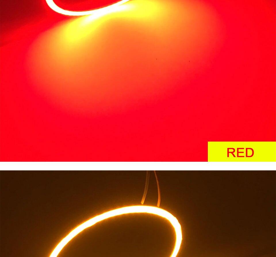 ANGEL EYE COB LED LIGHT ROUND LIGHT BULB FOR CAR LIGHTING (18)