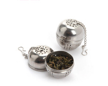 Stainless Steel Tea Infuser Strainer Tea Ball Multifunctional Flavor Ball Kitchen Households Gadget(China)