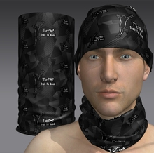 Custom pattern tube bandana headwear for you team promotions(China)
