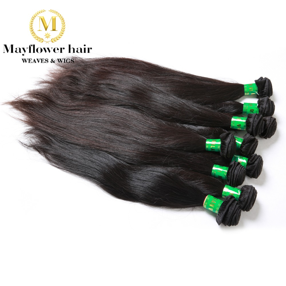 10pcs Malaysian virgin hair straight wholesale unprocessed human hair extension full cuticle intact natural color  free shipping<br><br>Aliexpress