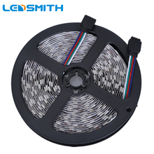 RGB LED Strip 5050 SMD 5M 300LEDS Flexible Light 12V Cool White/Warm White/Red/Green/Blue Flexible LED Ribbon Diode Tape(China)