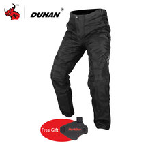 DUHAN Men Pantalon Moto Oxford Cloth Motorcycle Enduro Racing Pantalon Trousers Motorcycle Pants Motorcycle Trousers Moto Pants(China)