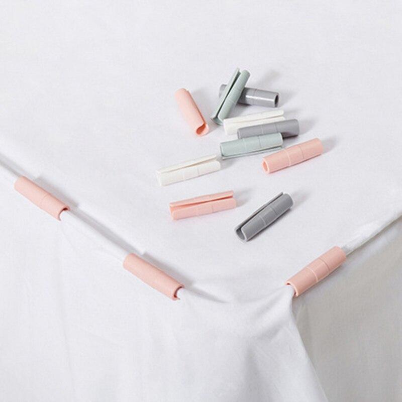 Set Decken-Blatt-Clips Greifer Halter Matratzenbezug Zubehör Befestigungen