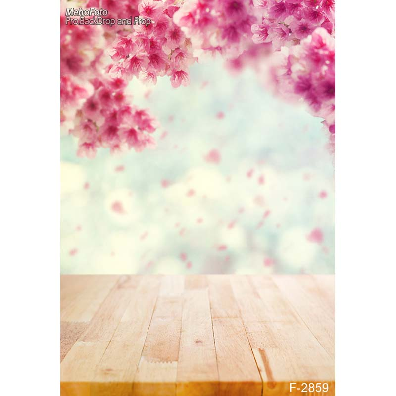 Photography backdrop Studio Senior Art Fabric Background pink floral Backdrops  F-2859<br><br>Aliexpress