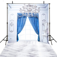 Hot Curtain Wedding Photography Backdrop Vinyl Backdrop For Photography Fotografie White Wedding Background For Photo Studio