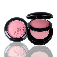 Professional Double Color Makeup Blush Face Blusher Powder Palette Cosmetics Makeup Product -27