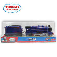 Y1996 Electric train Thomas and friends Hank trains Trackmaster engine toys plastic material kids toys are packed