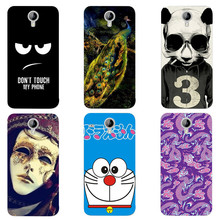 Buy Cute Cartoon Case Homtom HT3 / Homtom HT3 Pro Cover HD UV Printing Soft Silicone Printed Phone Back Shell Capa Funda for $2.69 in AliExpress store
