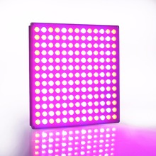 Led Grow Light Panel for Indoor Plant Grow Tent 45w Energy Saving Red&Bule Spectrum Lighting 169pcs Led Chips Led Planting Lamp(China)