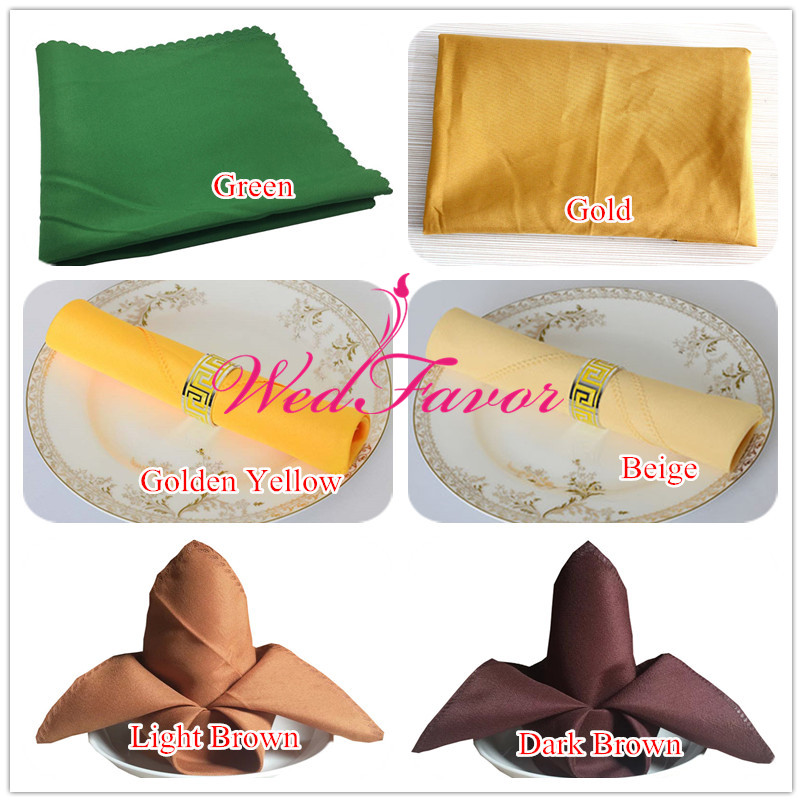 Polyester Napkin Color (3)
