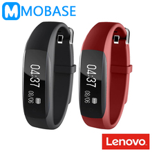Original Lenovo HW01 Smart Bracelet Smartband Wristband Band Bluetooth 4.2 Activity Heart Rate Moniter Pedometer Overwatch