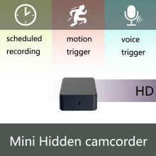 Zetta Z15 portable mini  HD camera long standby time with 10-hour battery for home security with motion detection