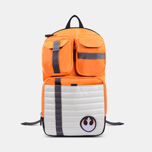 Star Wars Bag Star Wars Backpack Rebel Alliance Icon Backpack Good Quality(China)