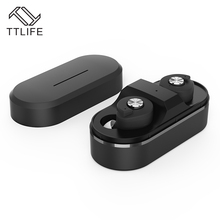 TTLIFE Mini Twins Bluetooth Earphone Handsfree TWS bluetooth headset with Power Bank For iPhone Airpod Xiaomi Smartphone Android