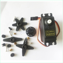 5set/lot lofty ambition S3003 Standard Servo 38g SERVO HPI With Parts Off Road Touring For RC car Truck Helicopter Boat toys
