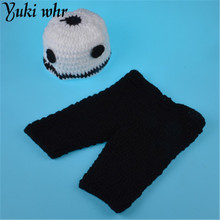 New Infant Hot Baby Sport Style Newborn Photography Props Football Soccer Hat Caps with Pants Studio Photo Costumes