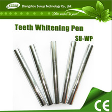 5pieces / lot Bleach Stain White Teeth Whitening Pen Tooth Gel Whitener Dental Product Strips Pencil Whiten