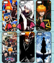 Hot Anime Bleach Manga Phone Cover Case For Samsung Galaxy S6 S7 Edge S8 Plus A3 A5 A7 J3 J5 J7 2015 2016 2017 J5 Prime(China)