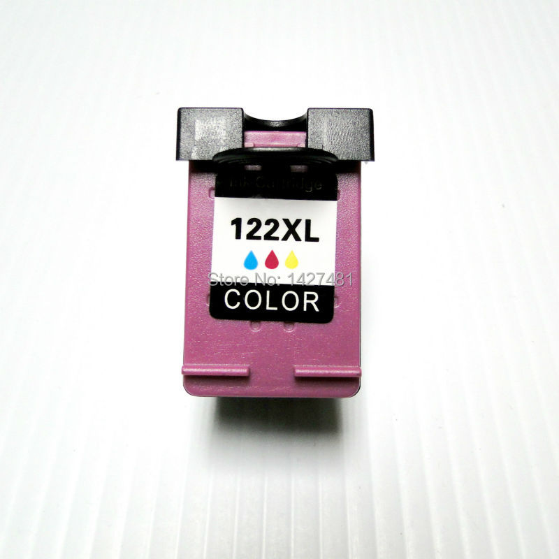 1 piece Color ink cartridge for HP 122 HP122XL CH562HE For HP DeskJet 1050/2050/2050s/D1010/1510/2540/4500<br><br>Aliexpress