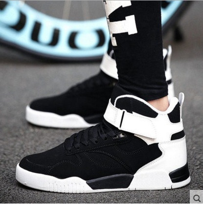 Zapatos hombre male high quality anti skid black shoes men plus size casual durable shoes male lace up spring outdoor shoes <br><br>Aliexpress
