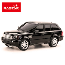 Licensed RC Car 1:24 4CH Remote Control Coches Machines On The Radio Controlled Lit Lights Range Rover Sport No Retail Box 30300