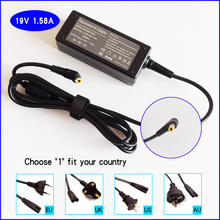19V 1.58A Laptop Netbook PC Ac Adapter Battery Charger for Toshiba NB303 NB305 NB505 NB505-N500 NB505-N500BL NB505-N508BL NB302