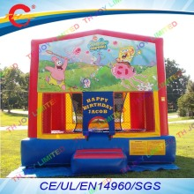 free air  shipping to door,inflatable jumper,inflatable air  trampoline bouncer,inflatable bounce house