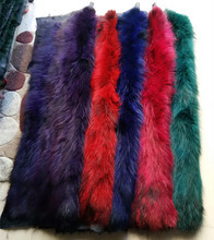 New arrival raccoon fur skin plate raccoon fur multicolour fur clothes fabric parka lining hooded lining(China)