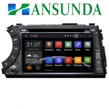 2G+16G 7'' Capacitive screen Android 6.0 Car DVD GPS For Ssangyong Actyon Kyron With OBD II 3/4G Wifi Radio Buetooth call SWC(China)