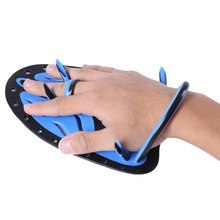 Adjustable Whale Swimming Fins Professional Paired Paddles Webbed Training Pool Diving Hand Gloves Swimming Fins Unisex