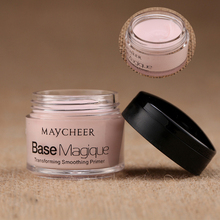 MAYCHEER Brand Makeup Primer Lasting Oil Control Cover Pore Wrinkle Face Concealer Cosmetic Base Foundation Amazing Effect 15ml