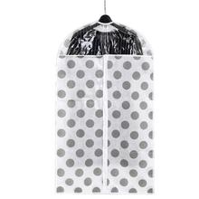 Suit Skirt Dress Coat Clothes Shirt Dust Cover Travel Storage Bag Carrier Clean Dust cover drop shipping #XG30(China)
