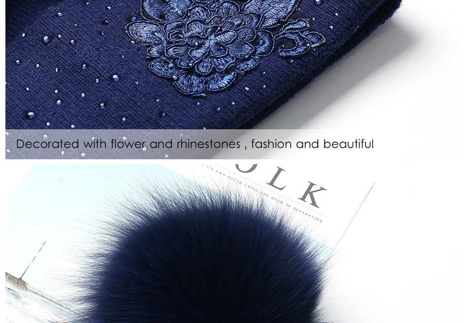 winter hats for women MZ713B (6)
