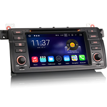 Android 7.1 DAB+ DVR SAT NAV Radio RDS Bluetooth Car GPS Navigation for BMW 3 Series E46 3er M3 318 320 325 Rover 75(China)