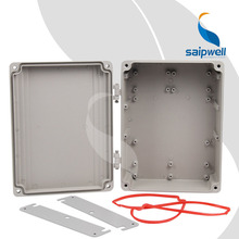 250*185*88 mm  Painting Spraying  Aluminum Enclosure/  Hinge Type Project Box Enclosures for Electronics  (SP-AG-FA15)