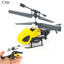 High Quality Hot Sale QS QS5013 2.5CH Mini Micro Remote Control RC Helicopter Quadcopter Cool Gadget Toy 2 Colors