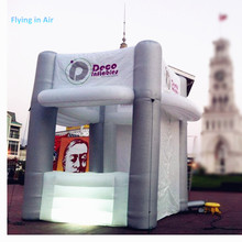 Free Shipping Removable 3m Advertising Booth Tent Inflatable Stand